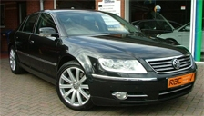 Volkswagen Phaeton Alloy Wheels and Tyre Packages.