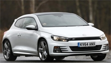 Volkswagen Scirocco Alloy Wheels and Tyre Packages.