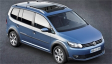 Volkswagen Touran Alloy Wheels and Tyre Packages.