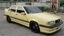 Volvo 850 Alloy Wheels and Tyre Packages.