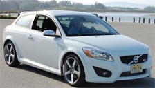 Volvo C30 Alloy Wheels and Tyre Packages.