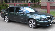 Volvo S70 Alloy Wheels and Tyre Packages.