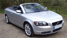 Volvo C70 CC Alloy Wheels and Tyre Packages.