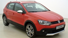 Volkswagen Cross Polo Alloy Wheels and Tyre Packages.
