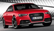 Audi RS5 2010 to 2018 (B8) Alloy Wheels and Tyre Packages.