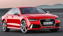 Audi RS7 2015 to 2018 (Mk2) Alloy Wheels and Tyre Packages.