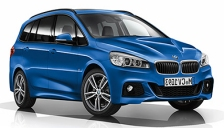 BMW 2 Series Active/Gran Tourer 2014 to 2018 (F45)(F46) Alloy Wheels and Tyre Packages.