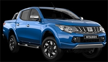 Mitsubishi Triton Alloy Wheels and Tyre Packages.
