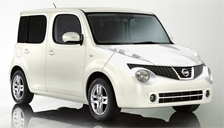 Nissan Cube Alloy Wheels and Tyre Packages.