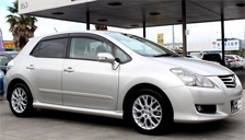 Toyota Blade Alloy Wheels and Tyre Packages.