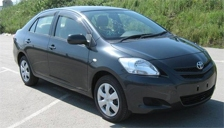 Toyota Belta Alloy Wheels and Tyre Packages.