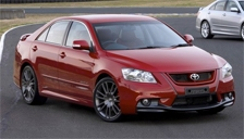 Toyota Camry Alloy Wheels and Tyre Packages.