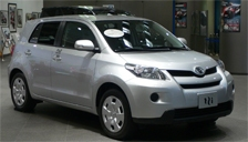 Toyota IST Alloy Wheels and Tyre Packages.