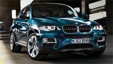 BMW X6 2008 to 2014 (E71) (E72) Alloy Wheels and Tyre Packages.