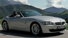 BMW Z4 2002 to 2008 (E85) Alloy Wheels and Tyre Packages.