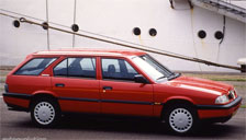 Alfa Romeo 33 Sport Wagon 1983 to 1995 (Type 905 and 907) Alloy Wheels and Tyre Packages.