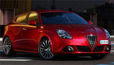 Alfa Romeo Giulietta 2010 to 2018 (Type 940) Alloy Wheels and Tyre Packages.