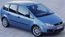 Ford Focus C Max Alloy Wheels and Tyre Packages.