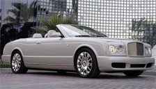 Bentley Azure 2006 to 2011 (Mark II) Alloy Wheels and Tyre Packages.