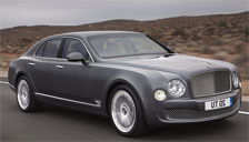 Bentley Mulsanne 2010 to 2018 Alloy Wheels and Tyre Packages.