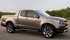 Chevrolet Colorado 2004 to 2018 Alloy Wheels and Tyre Packages.