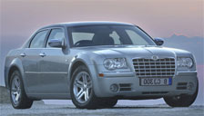 Chrysler 300C 2005 to 2010 (1st Generation) Alloy Wheels and Tyre Packages.