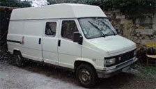 Citroen C25 1984 to 1994 (800 to 1400) Alloy Wheels and Tyre Packages.