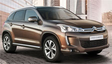 Citroen C4 Aircross 2010 to 2018 Alloy Wheels and Tyre Packages.