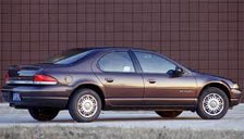 Chrysler Cirrus 1995 to 2000 Alloy Wheels and Tyre Packages.