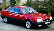 Alfa Romeo 164 1987 to 1992 (Type 164) Alloy Wheels and Tyre Packages.