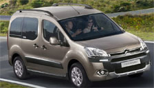 Citroen Berlingo 2008 to 2018 (2nd Generation) Alloy Wheels and Tyre Packages.