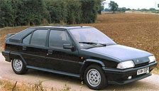 Citroen BX 1982 to 1994 Alloy Wheels and Tyre Packages.