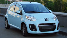 Citroen C1 2005 to 2014 (Mk1) Alloy Wheels and Tyre Packages.