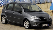 Citroen C3 2002 to 2009 (1st Generation) Alloy Wheels and Tyre Packages.