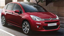 Citroen C3 2009 to 2018 (2nd Generation) Alloy Wheels and Tyre Packages.