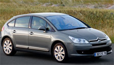 Citroen C4 2004 to 2010 (1st Generation) Alloy Wheels and Tyre Packages.