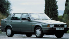 Alfa Romeo 75 1985 to 1992 (4 Studs) Alloy Wheels and Tyre Packages.
