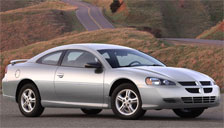 Chrysler Sebring Coupe 2001 to 2006 (2nd Generation) Alloy Wheels and Tyre Packages.