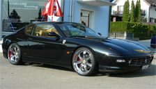 Ferrari 456M GT Alloy Wheels and Tyre Packages.