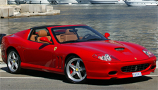 Ferrari 575M Superamerica Alloy Wheels and Tyre Packages.