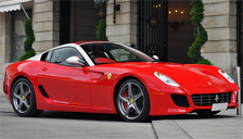 Ferrari 599 SA Aperta Alloy Wheels and Tyre Packages.