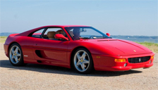 Ferrari F355 Berlinetta Alloy Wheels and Tyre Packages.