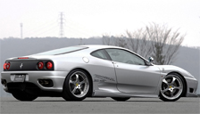 Ferrari F360 Modena Alloy Wheels and Tyre Packages.