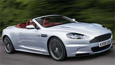 Aston Martin DBS Volante 2007 to 2018 Alloy Wheels and Tyre Packages.