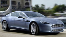 Aston Martin Rapide 2010 to 2018 Alloy Wheels and Tyre Packages.