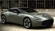 Aston Martin V12 Zagato 2011 to 2012 Alloy Wheels and Tyre Packages.