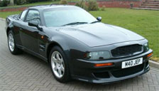 Aston Martin V8 Vantage 1998 to 2001 Alloy Wheels and Tyre Packages.