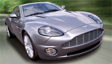 Aston Martin Vanquish 2004 to 2007 Alloy Wheels and Tyre Packages.