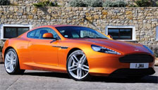 Aston Martin Virage 2011 to 2018 Alloy Wheels and Tyre Packages.