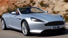 Aston Martin Virage Volante 2011 to 2018 Alloy Wheels and Tyre Packages.